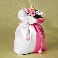 Geschenktaschen ( Rosa / Rot / Blau , Satin ) - Nicht personalisiert -Hochzeit / Jubliläum / Brautparty / Babyparty / Quinceañera & Der