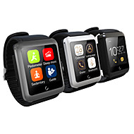 uwatch U11 sim-kort och titta på delad täck bluetooth klocka / handsfree-samtal / stegräknare / sömn tracker / kamerakontroll