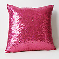 Polyester Pillow Case , with 3mm sequins