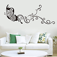 9315 Large Size Butterfly Wal Stickers DIY Home Decorations Wall Decals Living Room