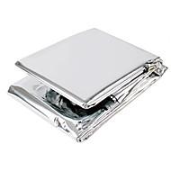 Cobertor de Emergência Campismo Conveniência outro / têxtil prata