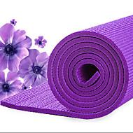 PVC Mats Yoga 188*61*6 Eco-friendly / Non Toxic 6 Rosso / Blu / Verde / Viola 金啦啦