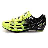 싸이클링 신발 남성의 / 남여 공용 산악 자전거 / 자전거 통기성 그린-TIEBAO®