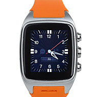 ordro® 원래 SW16 안드로이드 4.4 3g 스마트 시계, 지원 와이파이 4 기가 바이트 ROM, 심장 박동 모니터