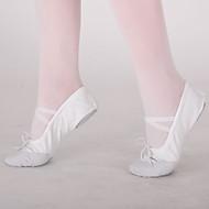 Sapatos de Dança ( Preto / Rosa / Vermelho / Branco ) - Feminino / Infantil - Não Personalizável - Balé