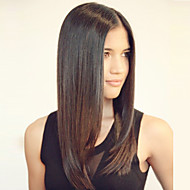 14inch Lace Front Hair Wigs Mongolian Remy Hair Silk Straight Hair Wigs Celebrity Style Wigs For Women