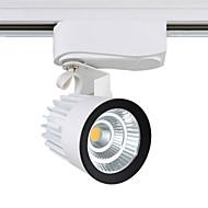 1 stk. MORSEN 15 W 1 COB 1000 LM Varm hvid / Kold hvid Dekorativ LED-skinnelampe AC 85-265 V