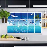 Botanique Nature morte Floral Paysage Stickers muraux Autocollants avion Autocollants muraux décoratifs Autocollants de frigo Matériel