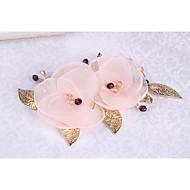 2015 bride head flower hair ornaments handmade silk yarn Korean wedding ceremony dress flower headdress