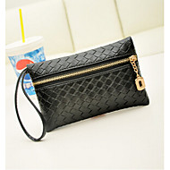 Women PU Professioanl Use Coin Purse - Black