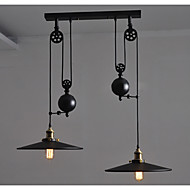 Creative Metal Pendant Ligh, Modern Kitchen Pendant Lamps Bar Cafe Hallway Balcony Pendant Lamp