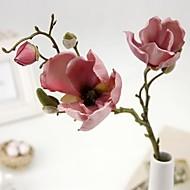 Silkki Magnolia Keinotekoinen Flowers