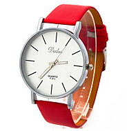 Women's  Round Dial PU Band Quartz Analog Wrist Watch(Assorted Colors) Cool Watches Unique Watches Fashion Watch