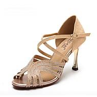 Sapatos de Dança (Outro) - Feminino - Não Personalizável - Latina / Jazz / Moderna / Sapatos de Swing