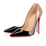 womens pumps 2016 new fashion woman shoes Sexy gradient color high heel pump shoes