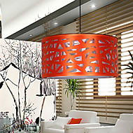 Moderne / Nutidig / Traditionel / Klassisk / Rustikk/ Hytte / Tiffany / Vintage / Kontor / Bedrift / Lanterne / Rustikk LED MetallAnheng
