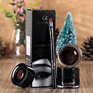 Lápis de Olho Liquido Molhado Natural / Secagem Rápida Preta / Marrom Olhos 1 1 Others