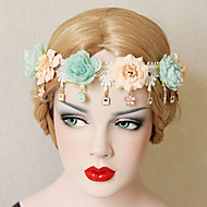 Bohemia Bride Headdress Flower Garland Decoration
