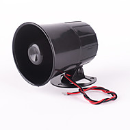 Iztoss Car Van Truck 6 Tone Loud Security Alarm Siren Horn 12V