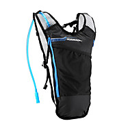 Kerékpáros táska 2LLKerékpár Hátizsák / Hidratáló táska és ivótasak Többfunkciós Kerékpáros táska Nejlon Kerékpáros táska Kerékpározás