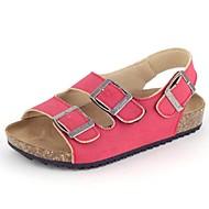 Udobne cipele / Cipele otvorenih prstiju / Sandale-Eko kožaDJEVOJKA