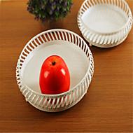 creatieve dagelijkse ijzer fruit / holle plaat bruiloft multifunctionele gecombineerd klein formaat