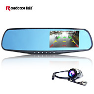 CAR DVD - 5 MP CMOS - 2048 x 1536 - Full HD / Video ud / G-sensor / Vidvinkel / 1080P / Still-billedfotografering