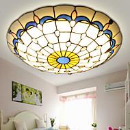 BOXIMIYA Children Bedroom Mediterranean Warmth Restaurant Dome Light 50 Cm In Diameter