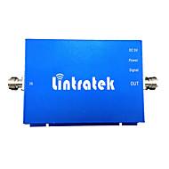 lintratek® 1800MHz 대역의 4 세대 휴대폰 부스터의 GSM 1800 리피터 가정용 업그레이드 버전 전체 키트 신호