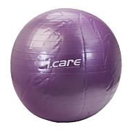65 см. Мячи для фитнеса PVC фиолетовый 65 Женский JOEREX