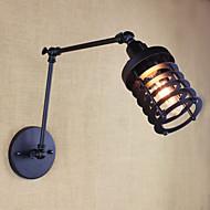 AC 100-240 40W E12/E14 모던/현대 전기도금된 특색 for 전구 포함,주변 라이트 스윙 암 조명 벽 빛