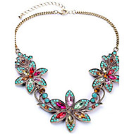 Women's Pendant Necklaces Statement Necklaces Simulated Diamond Fashion Jewelry for Party Special Occasion Birthday Gift