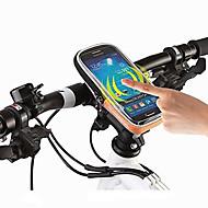 ROSWHEEL® Fahrradtasche 0.5LFahrradlenkertascheWasserdicht / Wasserdichter Verschluß / Feuchtigkeitsundurchlässig / Stoßfest / tragbar /