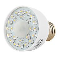 1.5W E26/E27 LED Globe Bulbs T 23 SMD 1.6 lm Warm White / Natural White AC 85-265 V 1 pcs