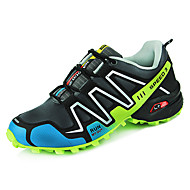 New Fashion Men's Running Shoes Synthetic Black / Blue / Green
