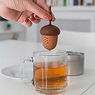50 ml Silikon Cjedilo za čaj , Zeleni čaj Tvorac Za višekratnu uporabu