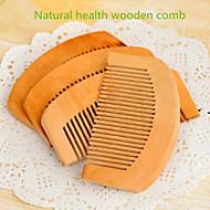 Natural Health Wooden Comb Anti-Static Conditioner Portable Wooden Comb