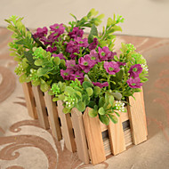 Hedvábí / Umělá hmota Magnólie Umělé květiny