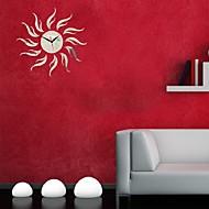 Κυκλικό Μοντέρνο/Σύγχρονο / Καθημερινά / Γραφείο/Επιχείρηση Ρολόι τοίχου,Διακοπών / Σπίτια / Εμπνευστικό / Οικογένεια /