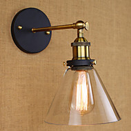 Industrial Bell Type American Country Decorative Wall Sconce