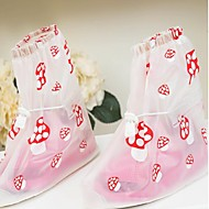 Kid Anti-slip Reusable Rain/snow Protective  Slip-resistant Wear-resistant  Rain Shoe Covers Waterproof  Overshoes