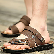 Men's Shoes Outdoor / Office & Career / Athletic / Casual Synthetic Sandals Taupe