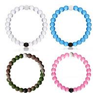klassische Armbänder Tierwelt Perle Schlamm aus dem Toten Meer& Wasser (vier Farben, s / m / L / XL Größe)