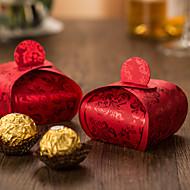 Geschenk Schachteln(Rot,Kartonpapier) -Nicht personalisiert-Babyparty / Hochzeit