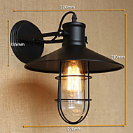 American Country Style Corridor Bar Decoration Of The Head Of a Bed Wall Lamp