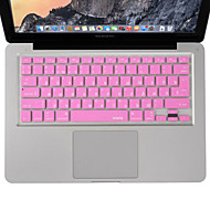 xskn russisk sprog tastatur cover silikone skin til MacBook Air / MacBook Pro 13 15 17 tommer os / eu-version