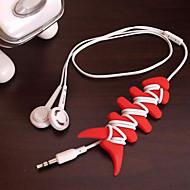 Holder til høreapparat / Kabelspole Bærbar til Reiseoppbevaring