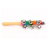 bois coloré cloches jouets musicaux jouets instruments de musique pour les enfants