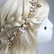 Women's Pearl Headpiece - Wedding / Casual Headbands 1 Piece