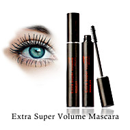 Red&Black Extra Super Volume Mascara Dense Long Curling Lasting Waterproof 8g